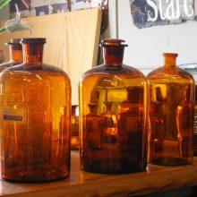 100% esenciální oleje - směsi