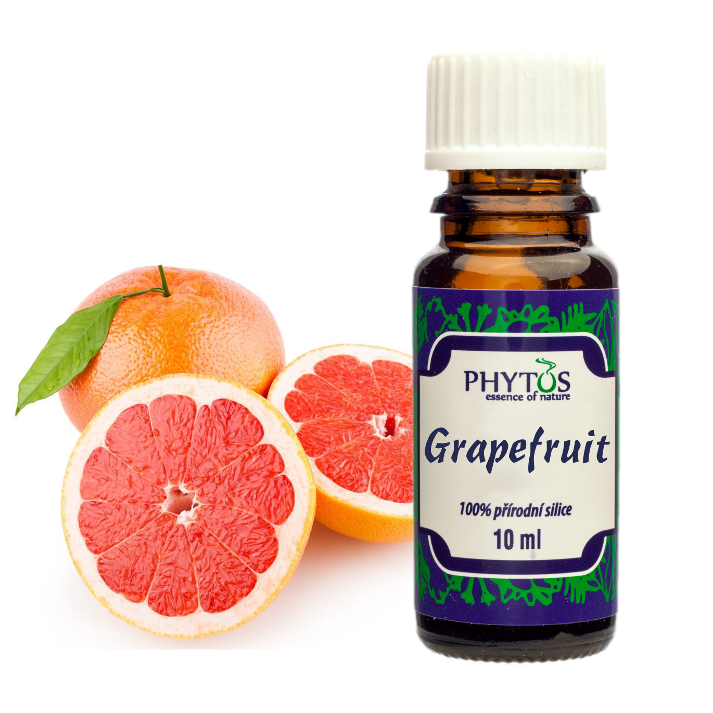 Grapefruit 100% esenciální olej  534fecae71