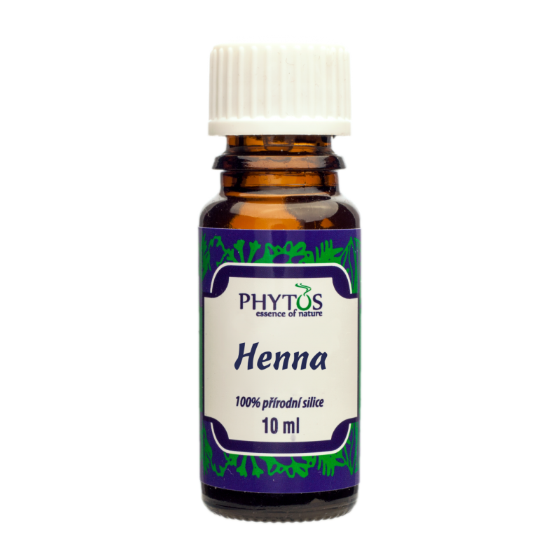 Phytos Henna 100% esenciální olej 3 ml